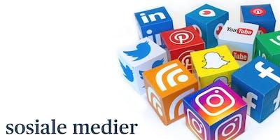 Frokostmøte Sosiale Medier og Markedsføring