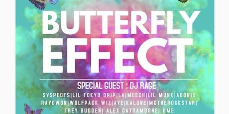 Butterfly Effect tickets