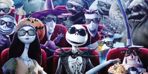 'The Nightmare Before Christmas' Halloween Movie Screening Party
