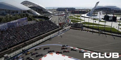 Russian Grand Prix @ RCLUB tickets