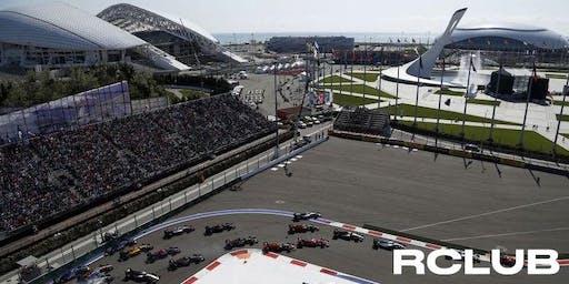 Russian Grand Prix @ RCLUB