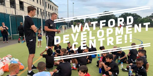 Free Football Skills Session For Kids In Watford - Football Icon Academy