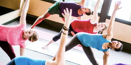Donation-Based Neighborhood Yoga (Noe Valley) tickets