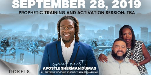 Prophetic Training and Activation