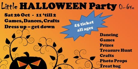 Little Halloween Party  tickets