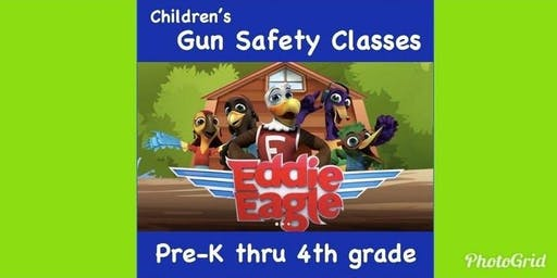 Eddie Eagle Children's Gunsafety Program - FREE TO THE PUBLIC