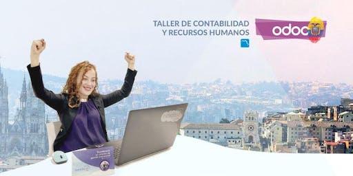 Taller: Contabilidad y Recursos Humanos con Odoo en Ecuador /Cuenca - Trescloud