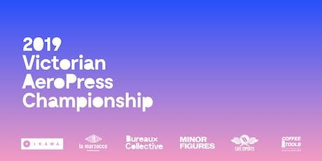 2019 Victorian AeroPress Championship tickets