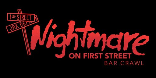 Nightmare on 1st Street Bar Crawl