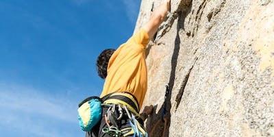 Inclusive Climbing Club 8+