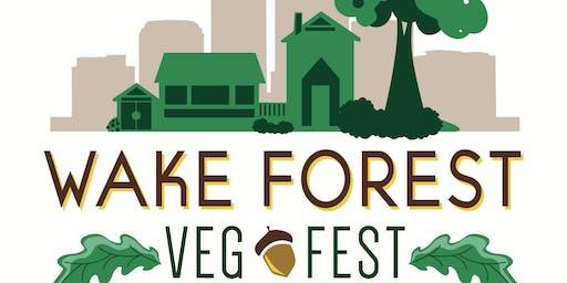 Wake Forest Veg Fest 2019!