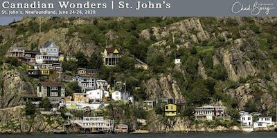 Canadian Wonders   St. John\