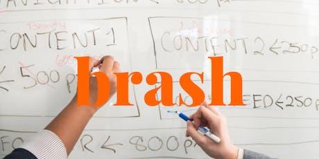 Brash: November Breakfast tickets