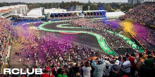 Mexican Grand Prix @ RCLUB
