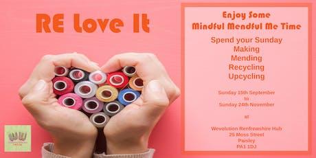 RE Love It Workshops tickets