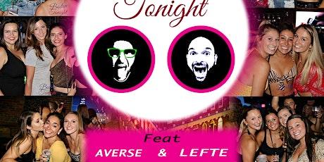 WILD ROVER THURSDAYS W/ Boston Tonight djs Lefty and Averse tickets