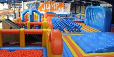 TOP JUMP INFLATABLE SESSION - SEND only