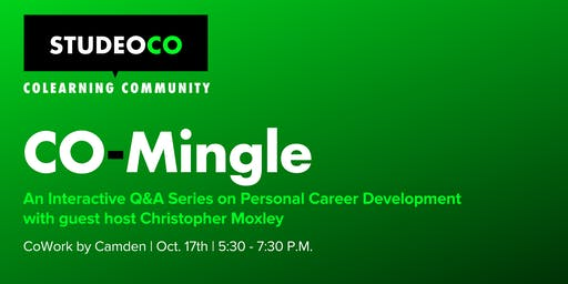 CO-Mingle | An Interactive Q&A Series on Personal Career Development