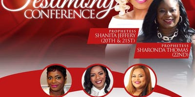 My Testimony Conference