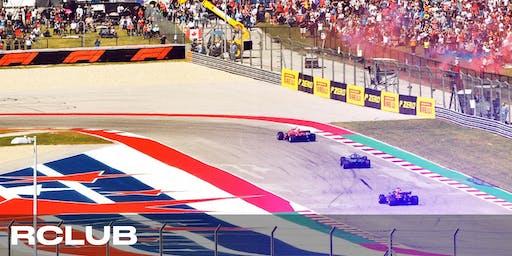 United States Grand Prix @ RCLUB