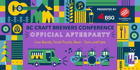 BC Beer Con Official After Party  tickets