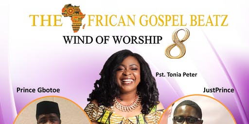 Wind of Worship 8 (WOW8)