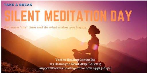 Silent Meditation Day