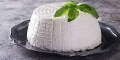 Cheesemaking Class: Ricotta Cheese tickets