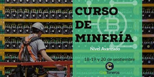 Curso Minería Avanzada