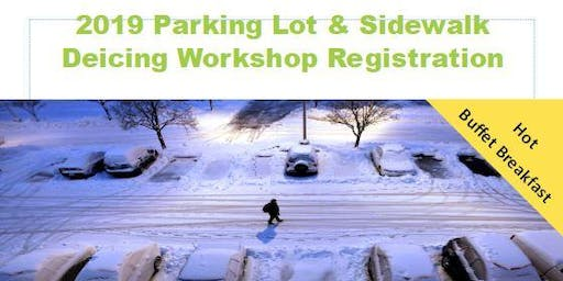 2019 Will County Parking Lots & Sidewalks Deicing Workshop