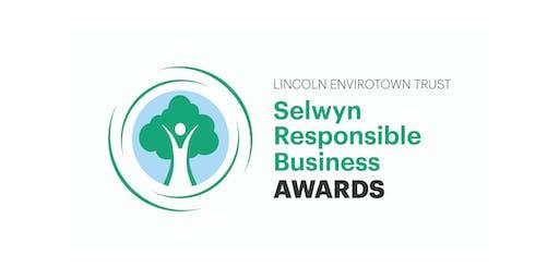Selwyn Responsible Business Awards 2019