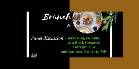 Brunch + Panel Discussion tickets