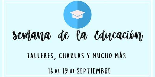 Semana de la Educación 2019