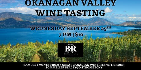 Okanagan Valley Wine Tasting  tickets