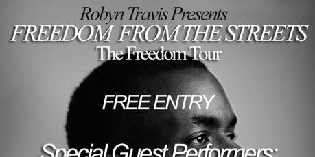 Freedom From The Streets Mcr tickets
