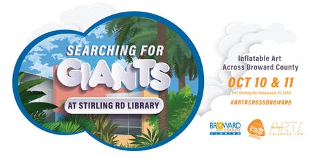 Searching For Giants: Stirling Road Library (location 7) tickets