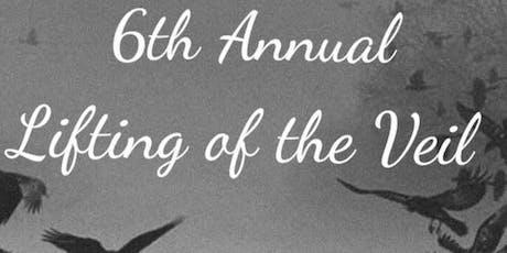 "6th Annual ""Lifting of the Veil"" With Psychic Medium Jodi-Lynn tickets"