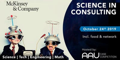 Science in Consulting with McKinsey & Company