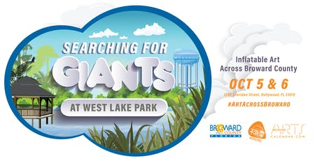 Searching for Giants - Inflatable Arts at West Lake Park  tickets