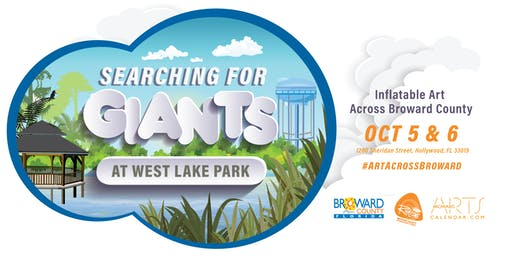 Searching for Giants - Inflatable Arts at West Lake Park