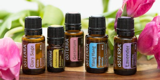 dōTERRA Essential Oil Workshop