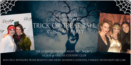 Trick or Treat Ball tickets