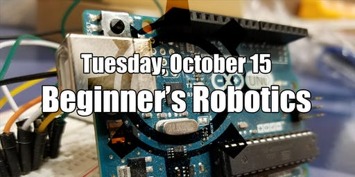 Robotics for the absolute beginner