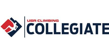 USAC Collegiate Oklahoma University Bouldering Local at Summit Norman- October 5, 2019 tickets