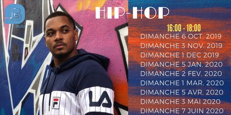 STAGES HIP-HOP C.Jey 2019-2020 billets