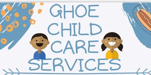 GHOE Child Care- Hosted By M&T Performing Arts Studios