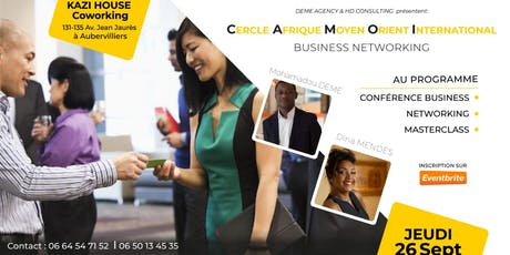 Cercle A.M.I Business Networking billets