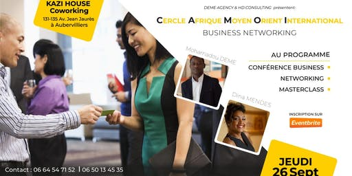 Cercle A.M.I Business Networking