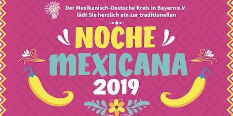 NOCHE MEXICANA 2019 Tickets