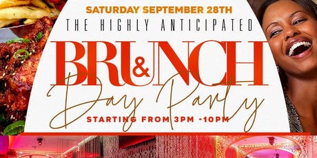 HIGHLY ANTICIPATED BRUNCH/DAY PARTY @ FUSION LOUNGE  tickets